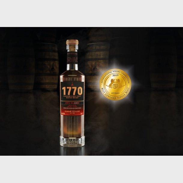1770-(2019) Glasgow Single Malt Scotch Whisky