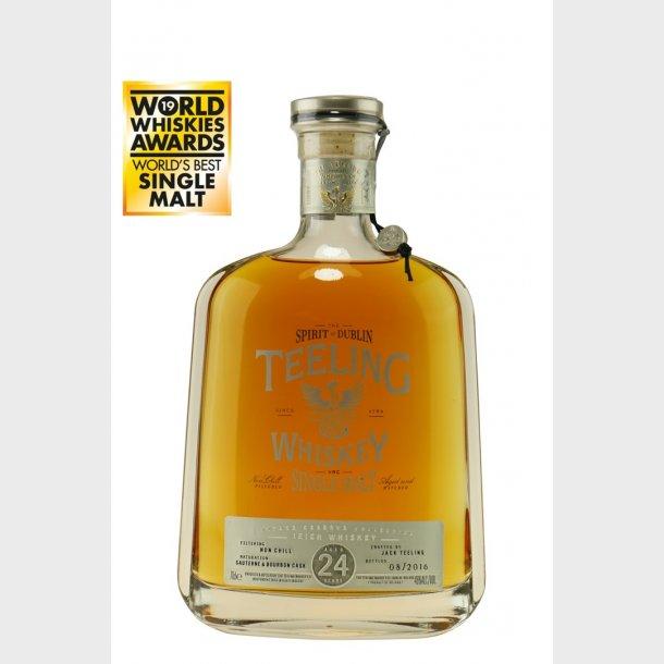 Teeling Whiskey 24 years