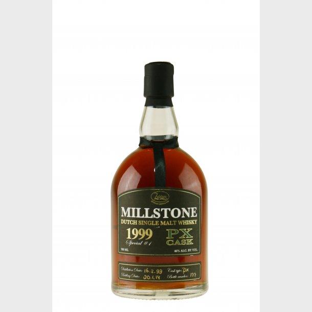 Millstone PX Cask