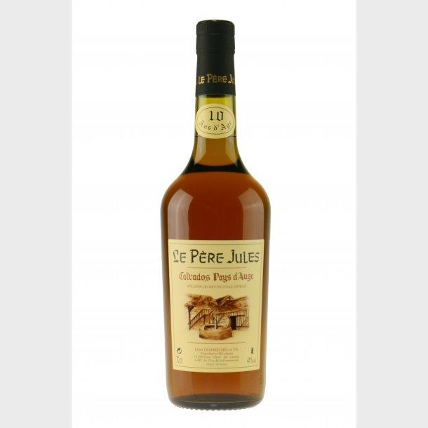 Calvados Pere Jules 10 ans Pays d auge