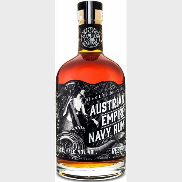Austrian Empire Navy Rum, Reserva