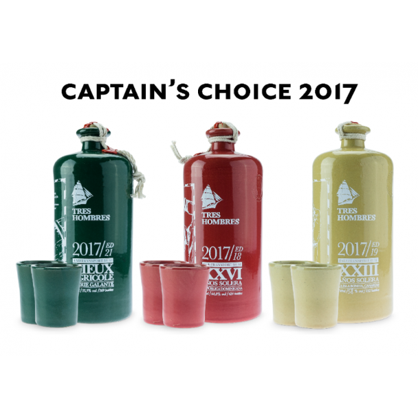 Captain's Choice 2017