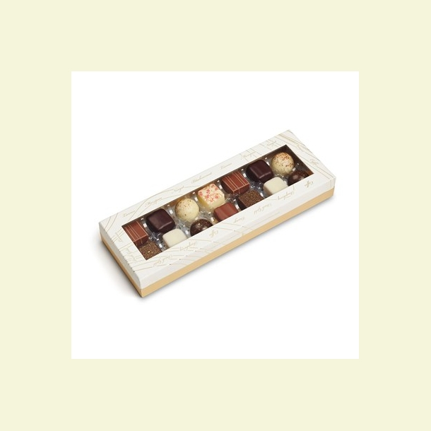 Selected chocolates Gold 14 stk