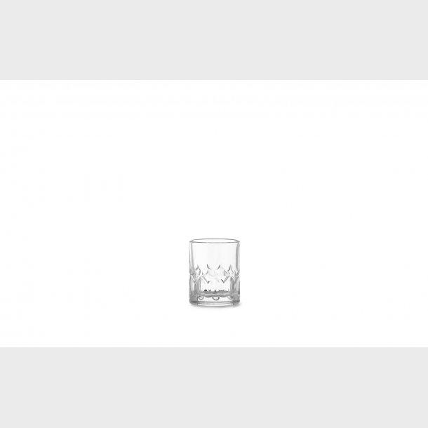 Spirit glas 9 cl 2 stk. klar - Normann Copenhagen