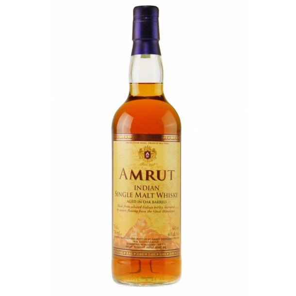 Amrut Single Malt fra Indien