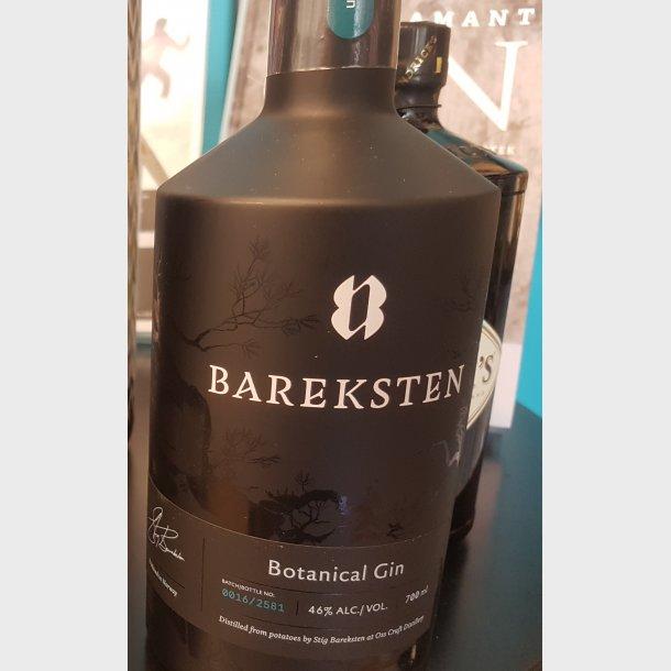 Bareksten Botannical gin