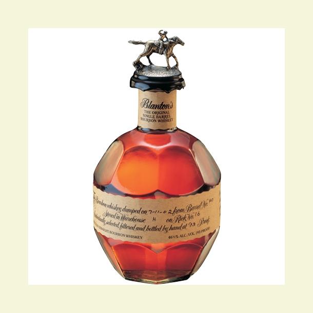 Blanton's Single Barrel Original Kentucky Straight Bourbon
