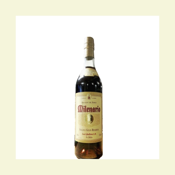 Milenario Solera Reserva Brandy De Jerez