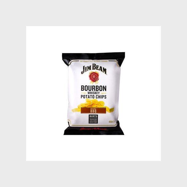 Burts Chips Jim Beam Original BBQ 40 g