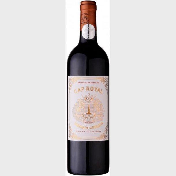 Cap Royal 2015, Bordeaux Supérieur