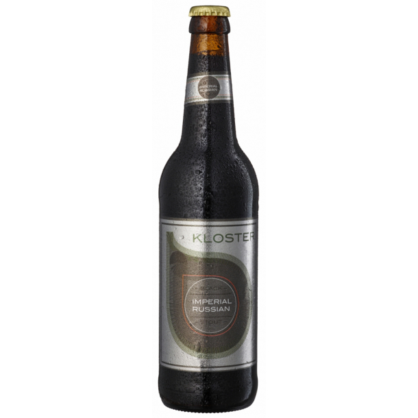 Black Imperial Russian Stout tilsat Peated Stauning Whisky