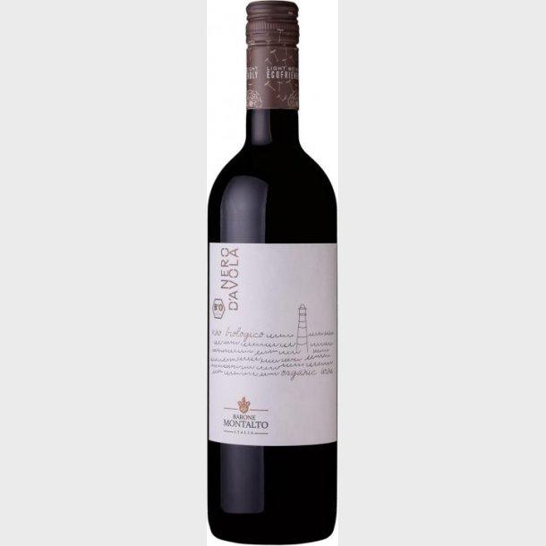 Montalto Nero d'Avola Organic 2017 Sicilia DOP