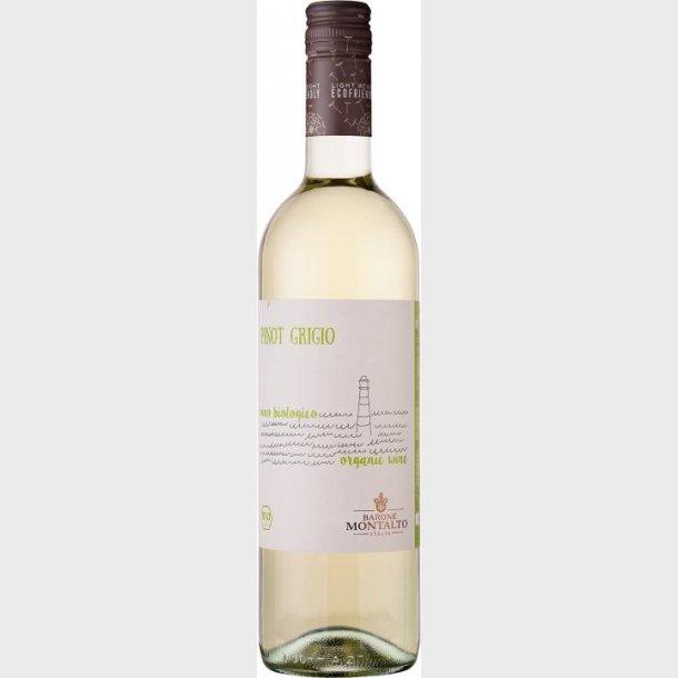 Montalto Organic Pinot Grigio 2017 - økologisk