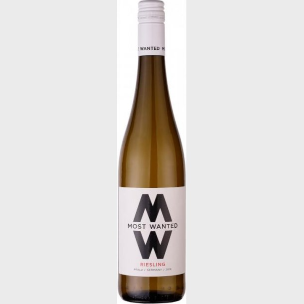 Most Wanted Riesling 2018 'off-dry' / Feinherb