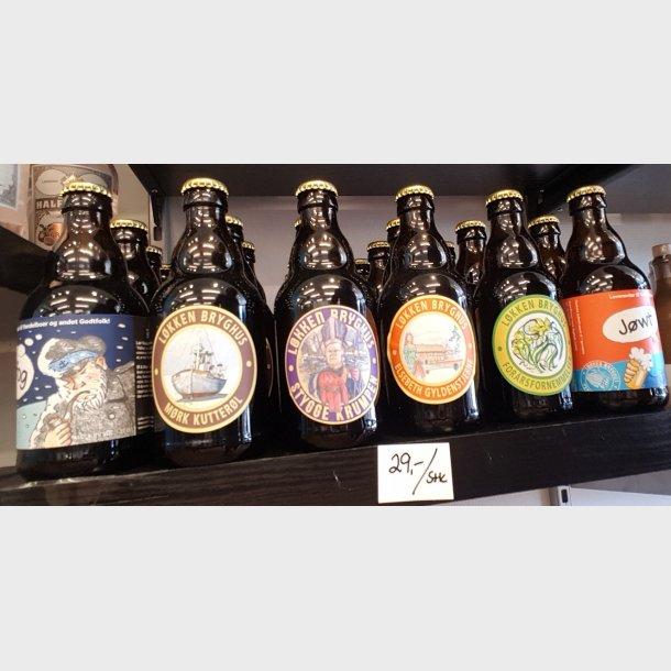 Øl fra Løkken