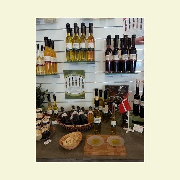 Olivenolie fra HINBERG & VANILLA