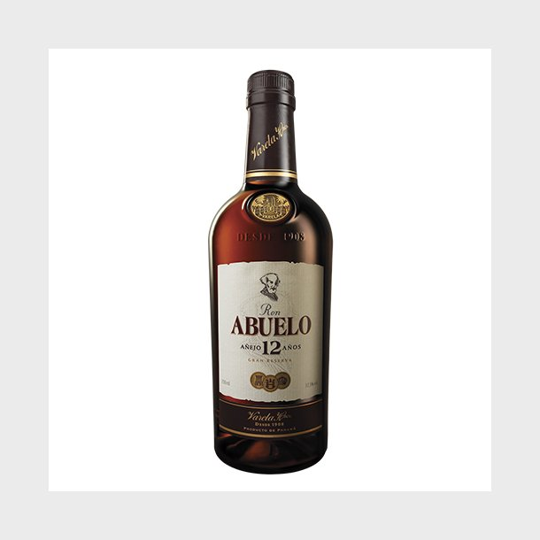 Abuelo Anejo Gran Reserva Rum 12 år - Panama