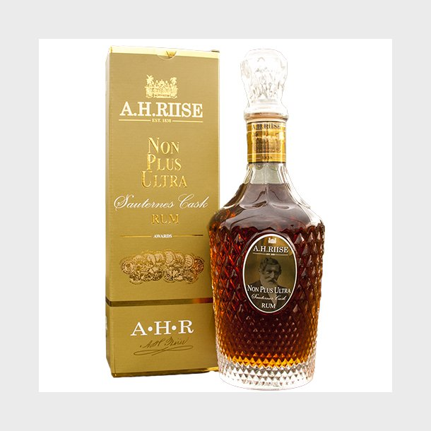 A.H. Riise Non Plus Ultra Sauternes Cask Rum - Saint Thomas