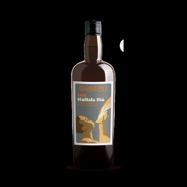Samaroli 1990 Cask No. 18 Demerara Rum 2015 Edition 45% 70cl
