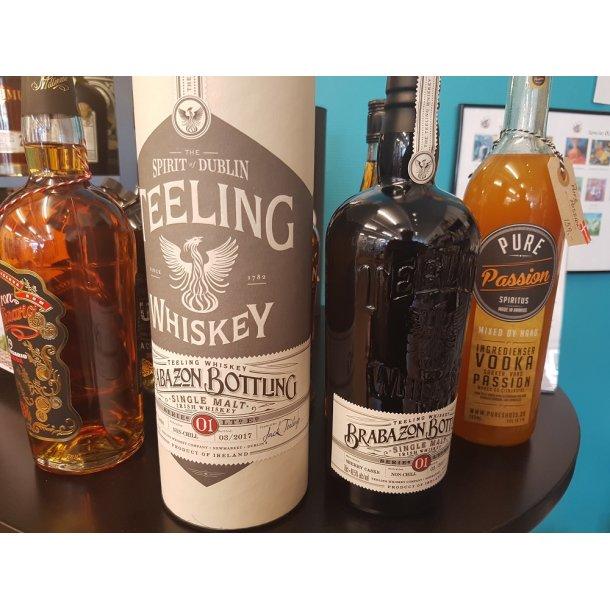 Teeling Whiskey Oloroso & PX Sherry