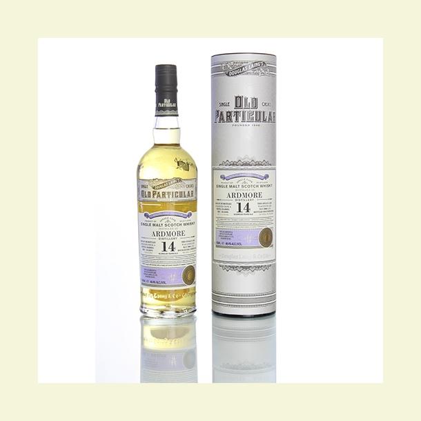 Ardmore 2000 single malt Old Particular 14 år